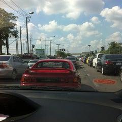 Photo taken at Prasert-Manukitch Road by Pump on 1/22/2012