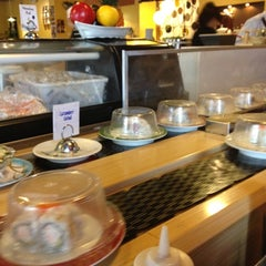 Photo taken at Teharu Sushi by Brian K. on 7/28/2012