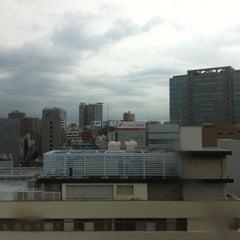 Photo taken at グランデュオ蒲田 (GRANDUO Kamata) by catseyes on 9/6/2012