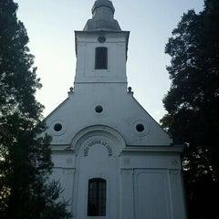 Photo taken at Kétbodonyi Evangélikus Templom by Lilla H. on 8/28/2011