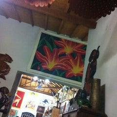 Photo taken at Maricota Gastronomia e Arte by Marcos R. on 5/26/2012