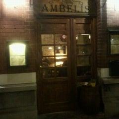 Photo taken at Ambelis by Attila O. on 1/11/2012