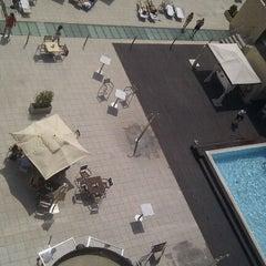 Photo taken at Thalasia Hotel & Thalasso Center by Fabian G. on 7/10/2011
