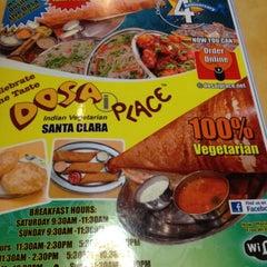Photo taken at Dosai Place by Yen C. on 7/1/2012
