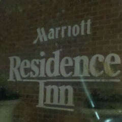 Photo taken at Residence Inn by t j. on 4/3/2011