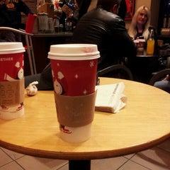 Photo taken at Starbucks by Sabrina H. on 11/26/2011