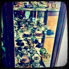 Photo taken at Café Pavê by Priscilla F. on 3/24/2012