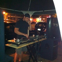 Photo taken at First Fridays Art Walk by Melanie on 9/8/2012