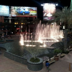 Photo taken at Westgate Entertainment District by Russel F. on 3/7/2012