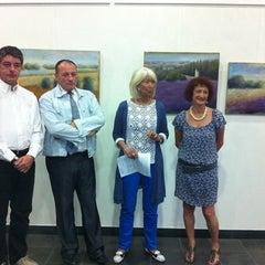 Photo taken at Office de Tourisme by Emmanuelle R. on 9/3/2012