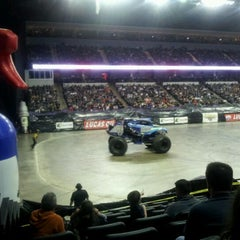 Photo taken at Sears Centre Arena by Agnes R. on 3/11/2012