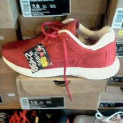 Photo taken at Nike Factory Store by Juv V. on 6/3/2012
