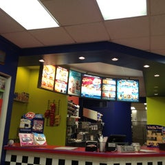Photo taken at Dairy Queen by Brooke K. on 4/7/2012