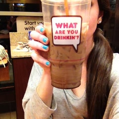 Photo taken at Dunkin' Donuts by Jen S. on 2/23/2012