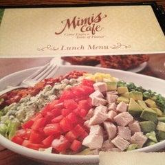 Photo taken at Mimi's Cafe by Carmen G. on 5/19/2012