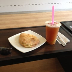 Photo taken at Urban Tea Shop by Anthony A. on 4/2/2012