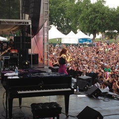 Photo taken at Governor's Ball by Jeff M. on 6/25/2012