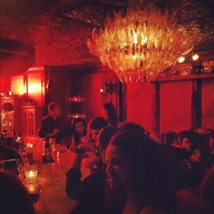 Photo taken at The Bourgeois Pig by Gia K. on 6/16/2012