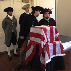 Photo taken at Old South Meeting House by Zerah J. on 6/13/2012