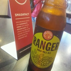 Photo taken at Smashburger by glenn l. on 9/12/2012