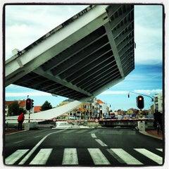 Photo taken at Scheepsdalebrug by Matthieu C. on 9/11/2012