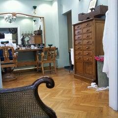 Photo taken at Barber Shop 1900 by Apostolis K. on 8/2/2012