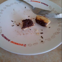 Photo taken at Dunkin' Donuts by Sigit A. on 7/1/2012