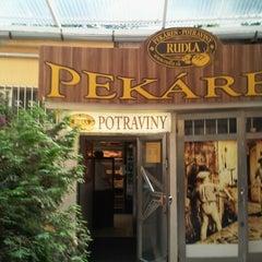 Das Foto wurde bei Potraviny Rudla von Jozef B. am 7/10/2012 aufgenommen