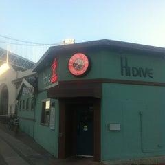 Photo taken at Hi Dive Bar by Jim C. on 9/10/2012