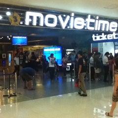 Photo taken at SM Cinemas Megamall by Tim V. on 8/19/2012