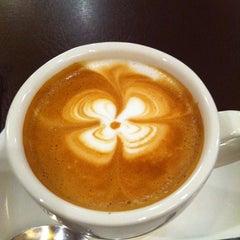 Photo taken at Café Corridor by John C. on 2/4/2012