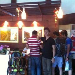 Photo taken at Timber House Resort Krabi by Zeb S. on 6/20/2012