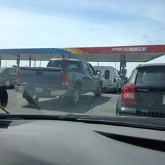 Photo taken at Sunoco by Marc H. on 4/14/2012