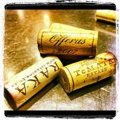Photo taken at Bistro vinos Suiza by Santi C. on 3/20/2012