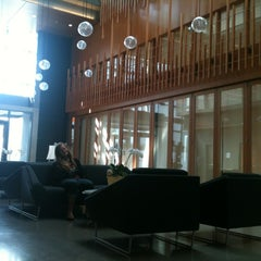 Photo taken at Ford Alumni Center by Petra K. on 8/31/2012