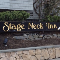 Photo taken at Stage Neck Inn by Joanne S. on 4/10/2012