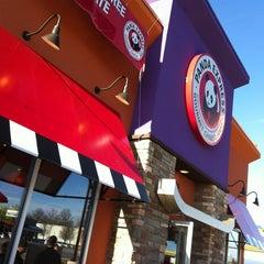 Photo taken at Panda Express by Cory B. on 1/6/2012