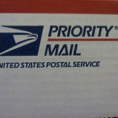 Photo taken at US Post Office by Karlett D. on 8/29/2011