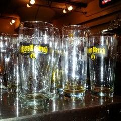 Photo taken at Gordon Biersch Brewery Restaurant by James M. on 4/25/2012