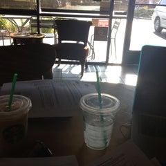 Photo taken at Starbucks by Nathalie on 7/4/2012