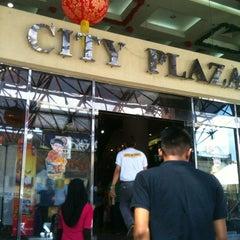 Photo taken at City Plaza by Sim A. on 2/25/2012