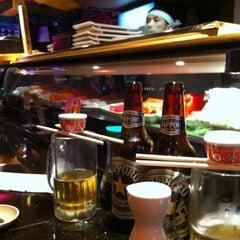 Photo taken at Yokohama Sushi by Lexee B. on 7/28/2011