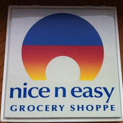 Photo taken at Nice N Easy Grocery Shoppe by Nice N Easy Grocery Shoppes on 12/19/2011