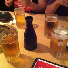 Photo taken at Gyu-Kaku Japanese BBQ by Sherry V. on 9/12/2012