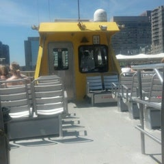 Photo taken at New York Water Taxi - LIC by Clarissa E. on 6/24/2012