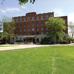 Photo taken at Kentwood Hall by Missouri State University on 1/13/2011