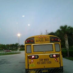 Photo taken at Santaluces High School by Katina B. on 9/13/2011