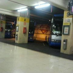 Photo taken at Estación de Autobuses de Santander by Laura A. on 8/16/2012