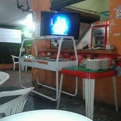 Photo taken at Ponto Do Peixe - Restaurante by Erivan A. on 3/14/2012