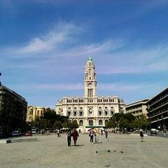 Photo taken at Praça da Liberdade by Martin R. on 3/5/2012